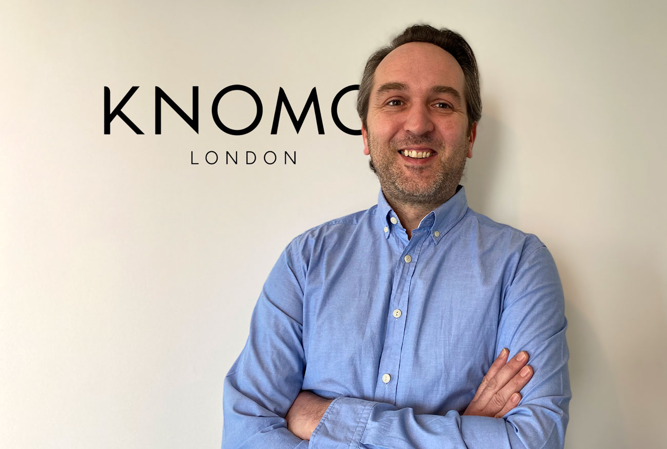 Luxury Accessories Designer KNOMO Appoints Oliver Strickland as UK Country Manager